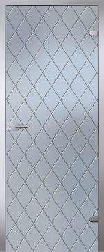 Двери стеклянные Клеопатра