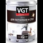 Краска VGT PREMIUM для потолков и стен IQ 103